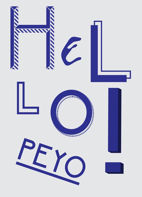 PEYO Regular - Free Font