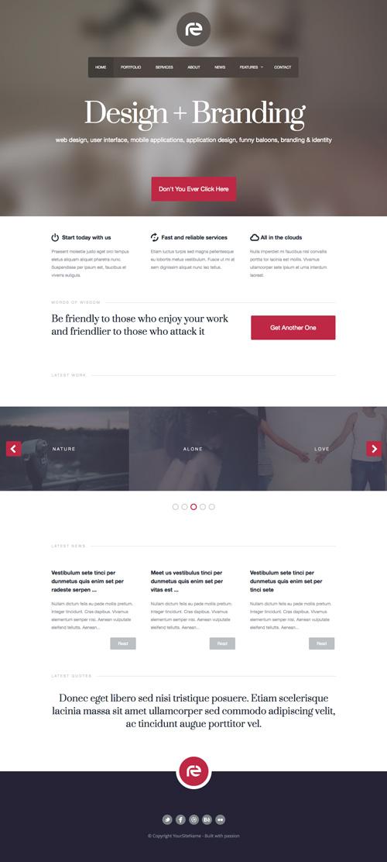 Rekreato - Responsive WordPress Theme