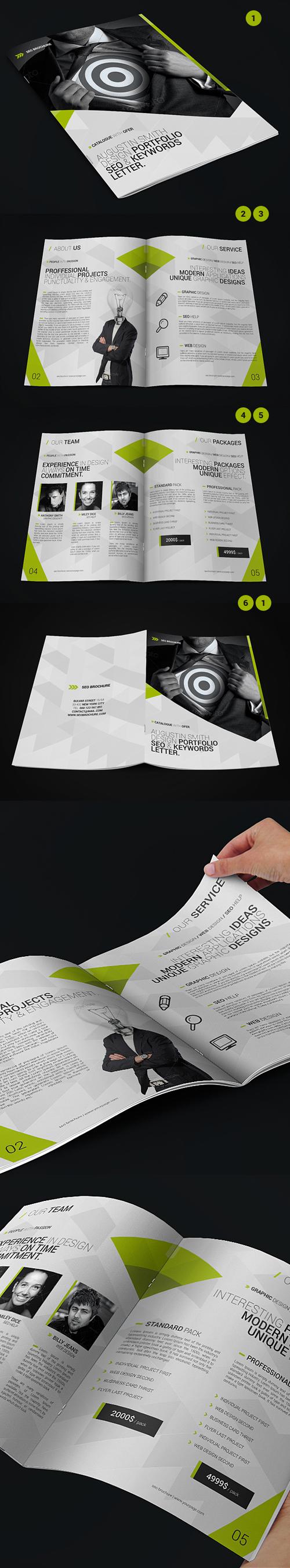 SEO Brochure