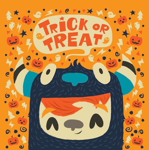 Use Stroke Textures to Enhance a Halloween Illustration in Illustrator