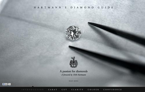 Hartmann's Diamond Guide