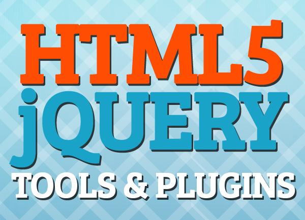 HTML5 Tools & jQuery Plugins