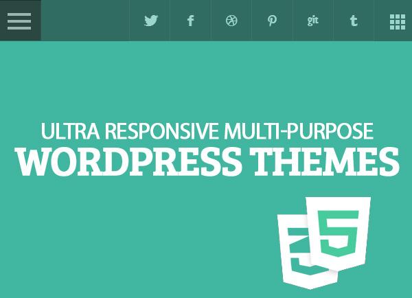 Responsive Design WordPress Themes
