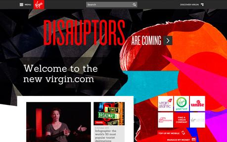 Virgin.com