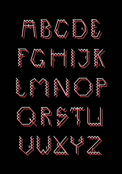 Darect Font