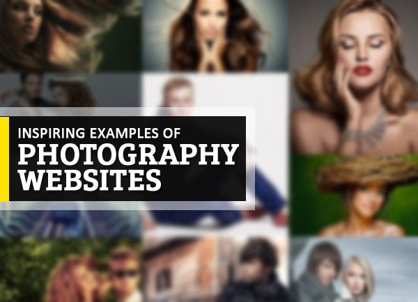 Inspiring Photography Websites