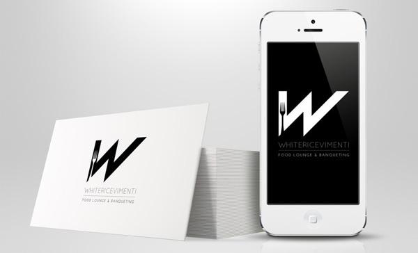 WhiteRicevimenti Business Card