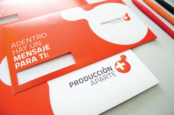 Produccion Aparte Business Card