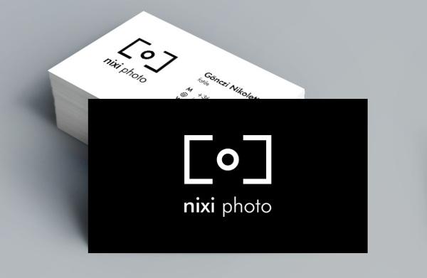 nixi photo Business Card