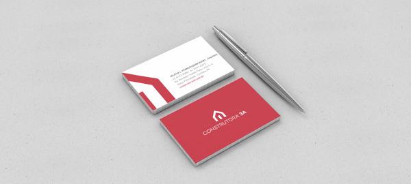 Construtora Business Card