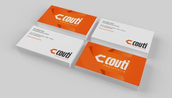 Identidade Visual Business Card