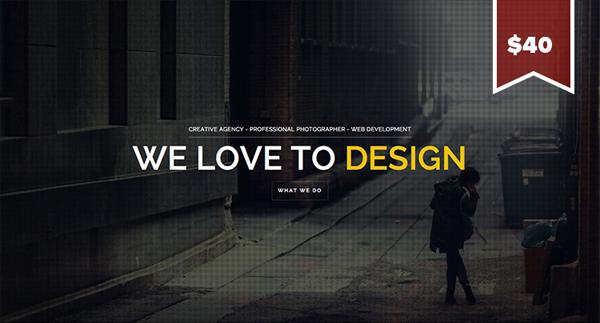 Brooklyn Flat Design Websites