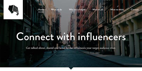 Tribal Flat Design Websites