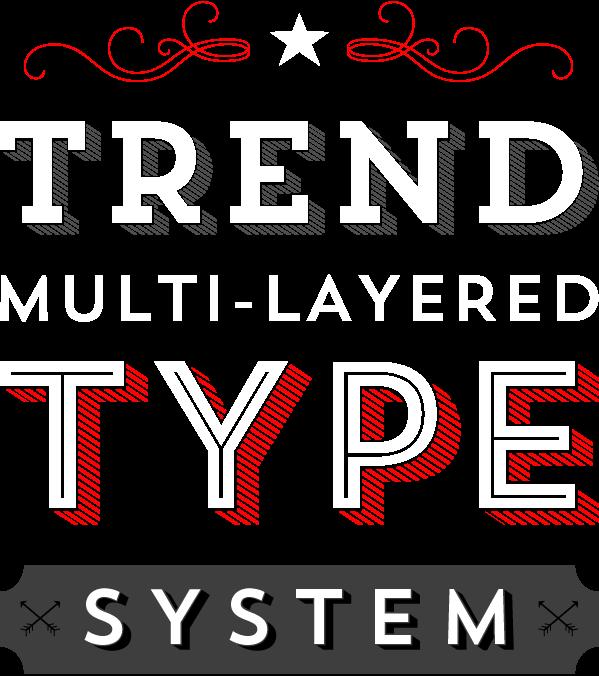 Typefaces Typography Design 3