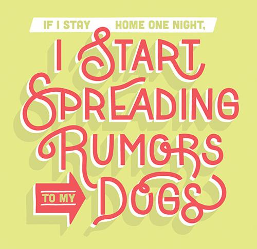 Typefaces Typography Design 30