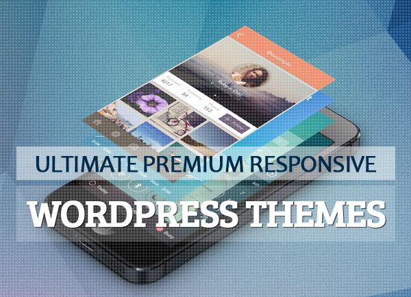 Ultimate premium responsive wordpress themes
