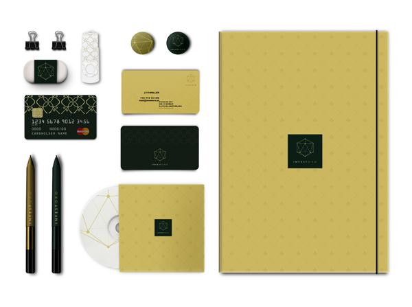 INVESTORO corporate identity Visual Identity
