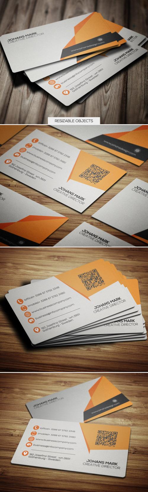 business cards template design - 26