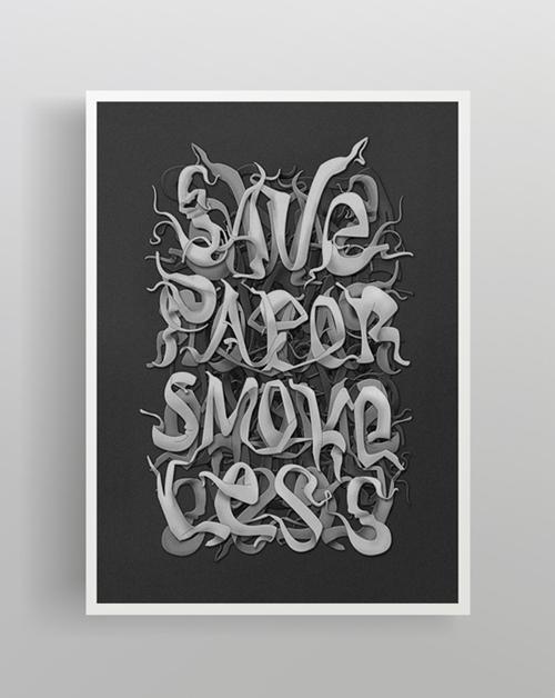 Save Paper Smoke Less