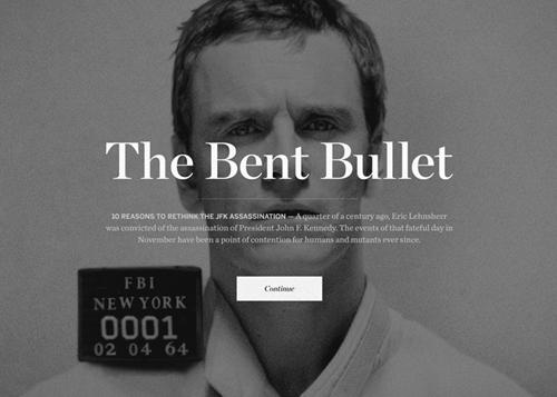 X-Men: The Bent Bullet