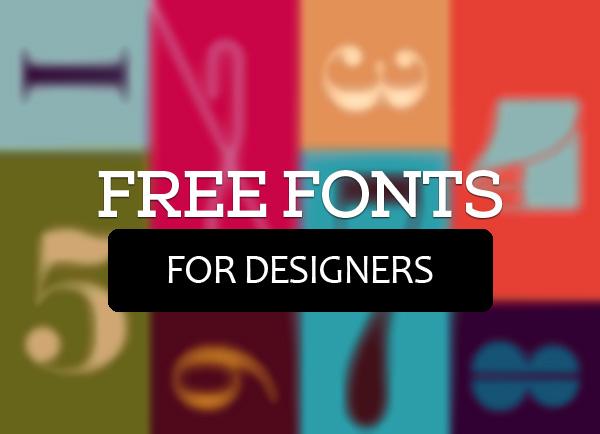 Quality fonts make good designs