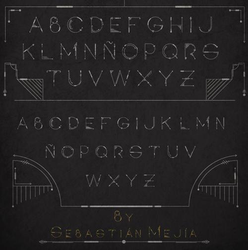 Inspira #fontsfordesigners