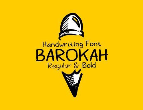 Barokah #fontsfordesigners