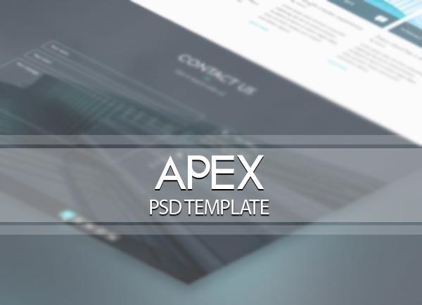 Apex PSD Template