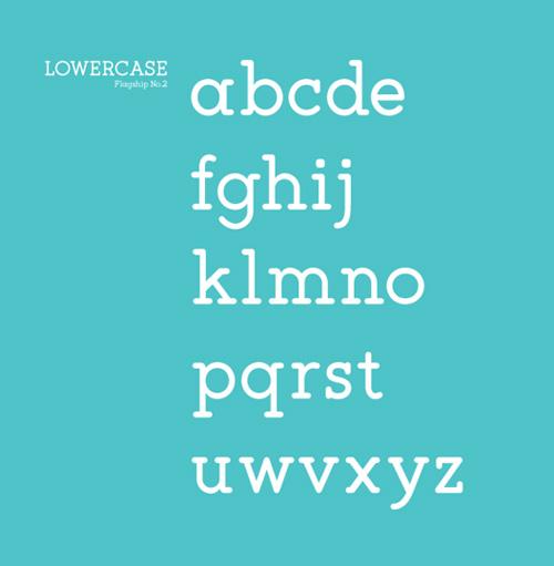 Flagship Typeface