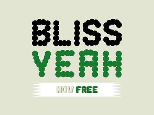 Bliss Yeah Font