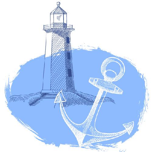 Create a Nautical, Sketch-Style in Adobe Illustrator