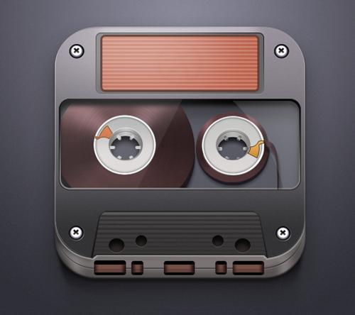 Set of IOS icons