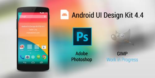 Android UI Design Kit