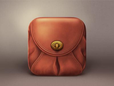 Brown bag Icon