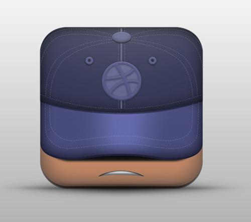 Cap iOS icon