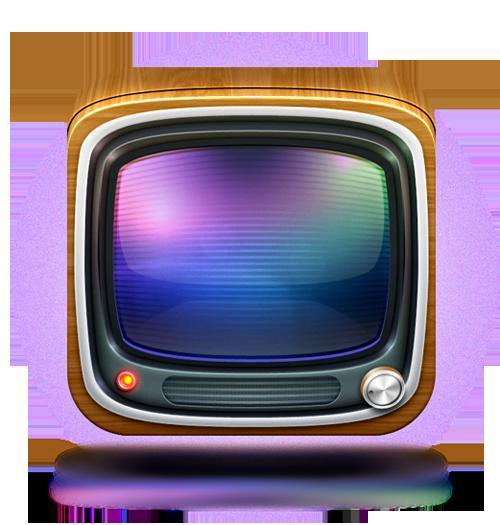 TV iOS Icon