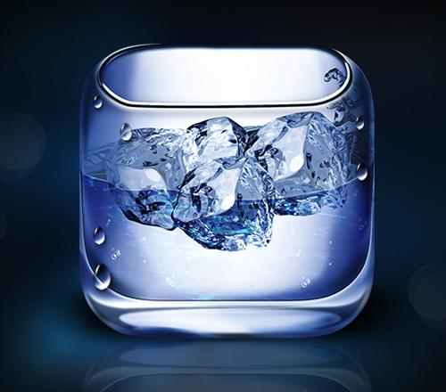 Water iOS App Icon