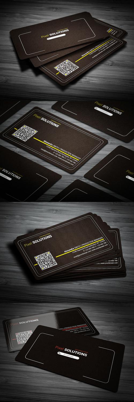 Corporate Line Business Card