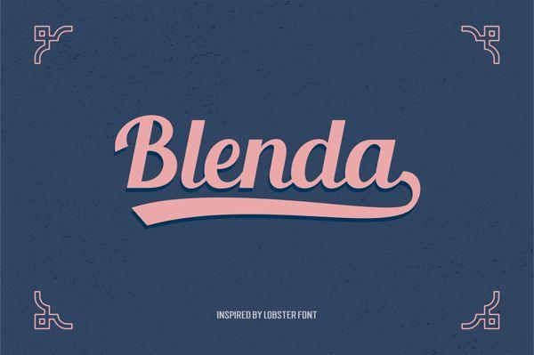 Blenda Script
