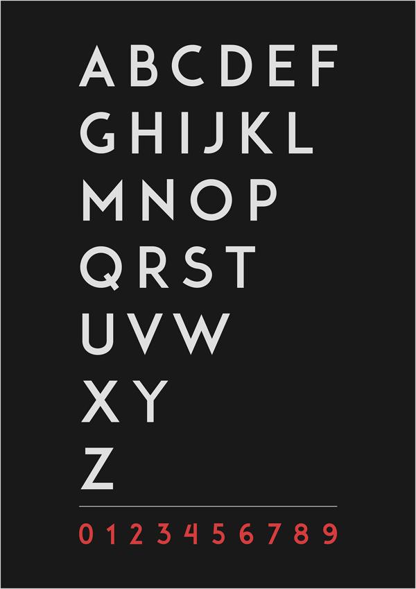 ADAM - Free Typeface