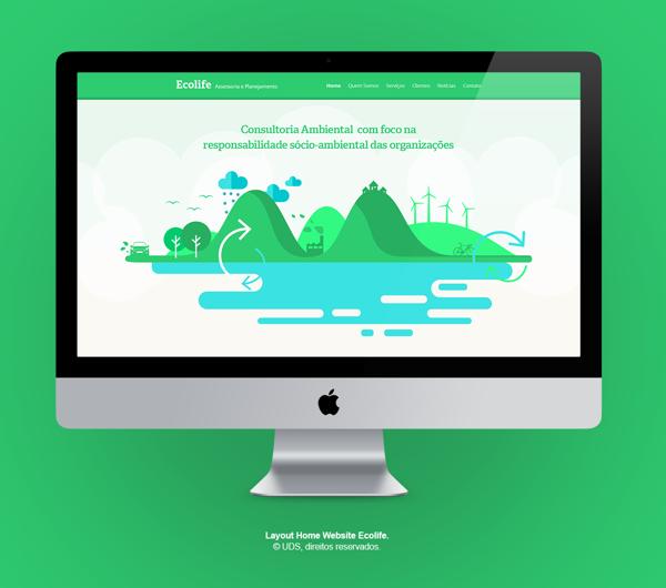 Flat Interface web site