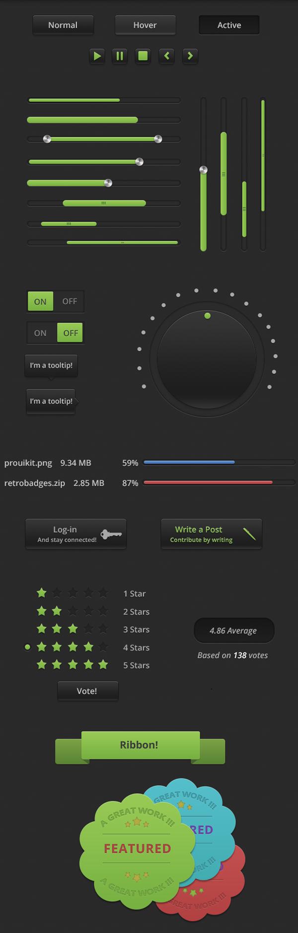 Chameleon Pro UI Kit