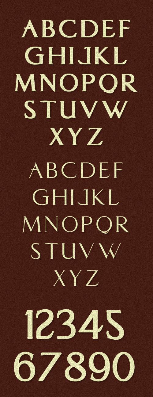 Chevia Font
