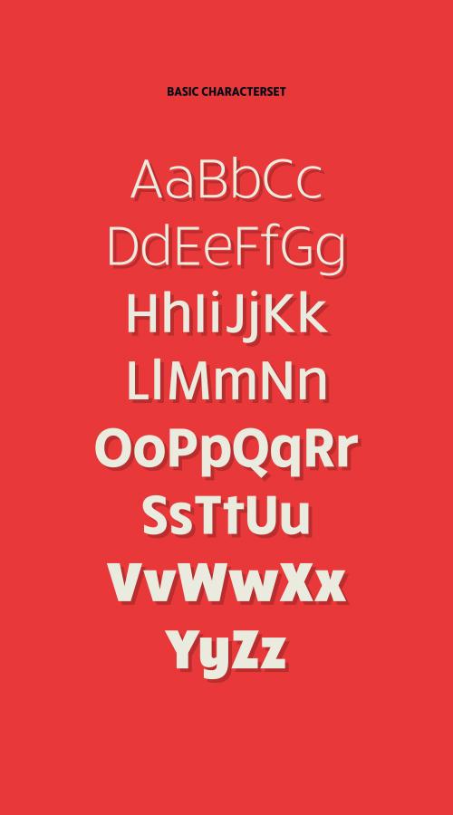 RuckSack Font