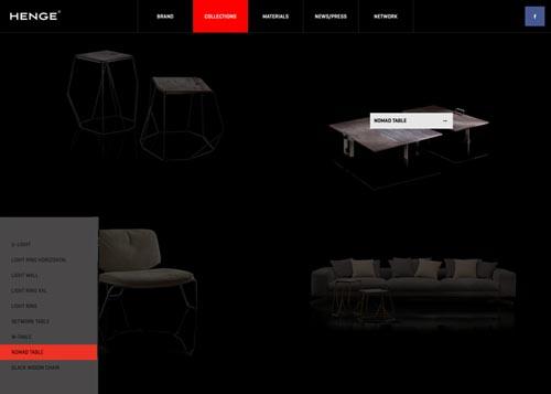 furnitures and design