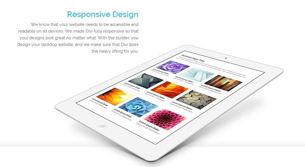 Responsive Design Themes