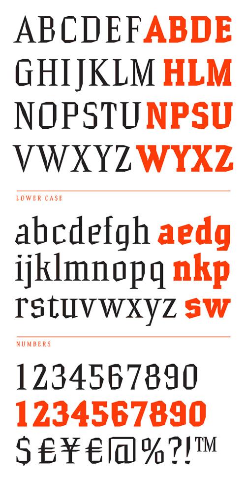 Hammerhead Free Font