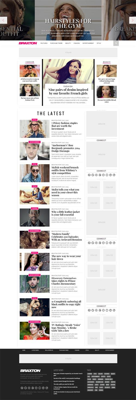 Braxton – Premium WordPress Magazine Theme