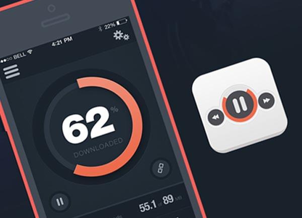20 Modern Interface Design Tutorials for Designers
