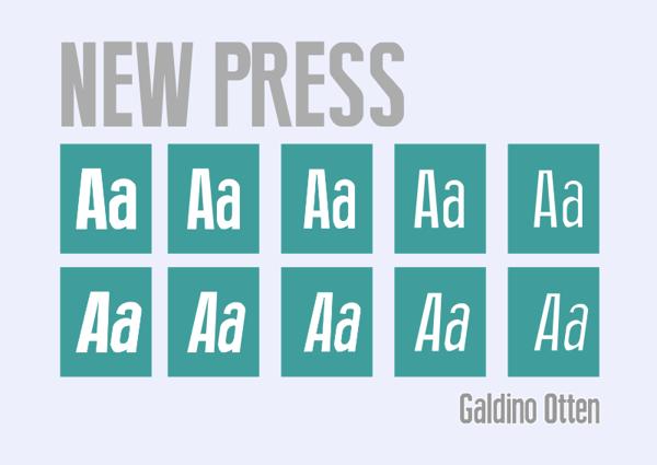 New Press Font